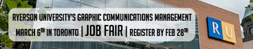 Ryerson GCM Job Fair
