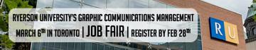 Ryerson GCM Job Fair