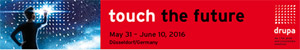 drupa - touch the future