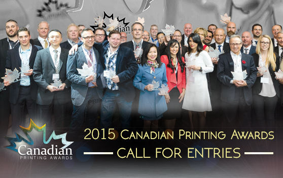 Canadian Printing Awards Entry Process Is Open