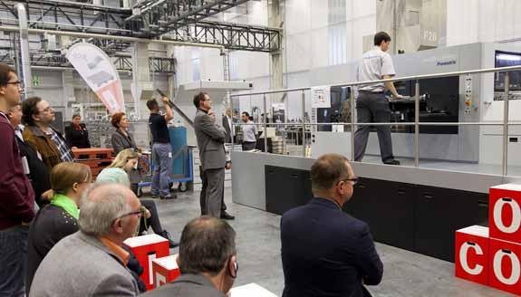 Heidelberg Unveils New Die Cutter And Gluer