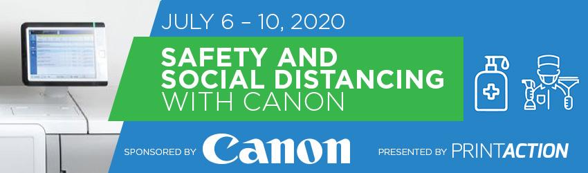 Social Distancing - Canon
