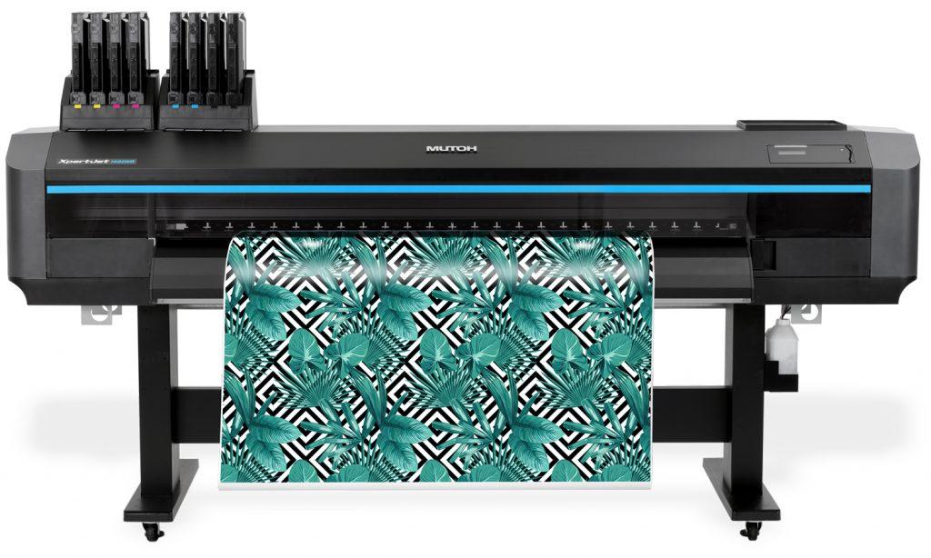 Mutoh launches XpertJet 1682WR dye sublimation printer